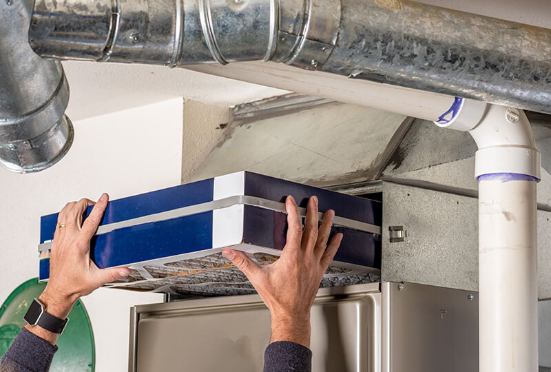 Furnace Cleaning Services for Upper & Lower Fraser Valley