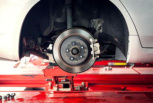 Tires & Brakes