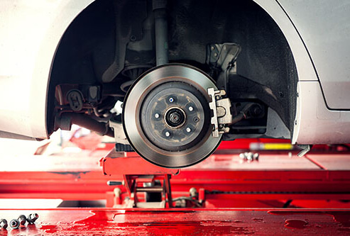 Brakes, Suspension & Steering Systems