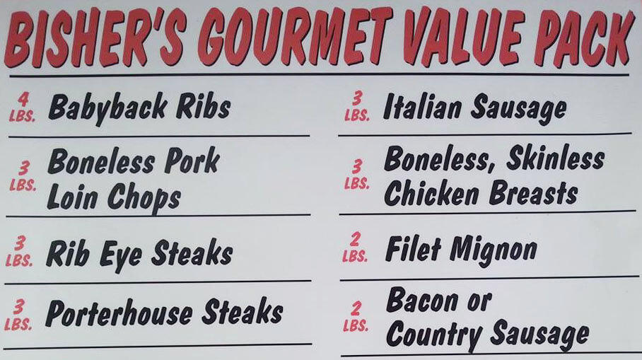 Gourmet Value Pack