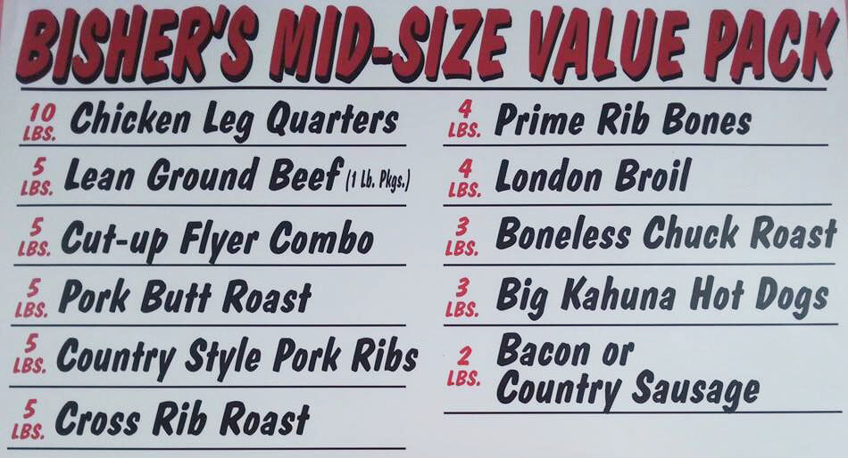Mid-size Value Pack