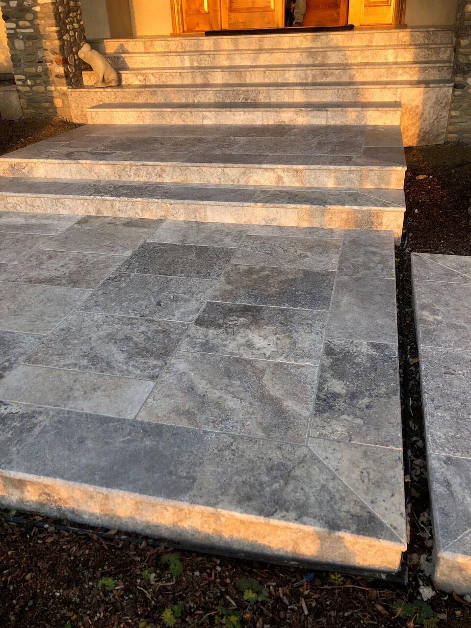 Stone Staircase