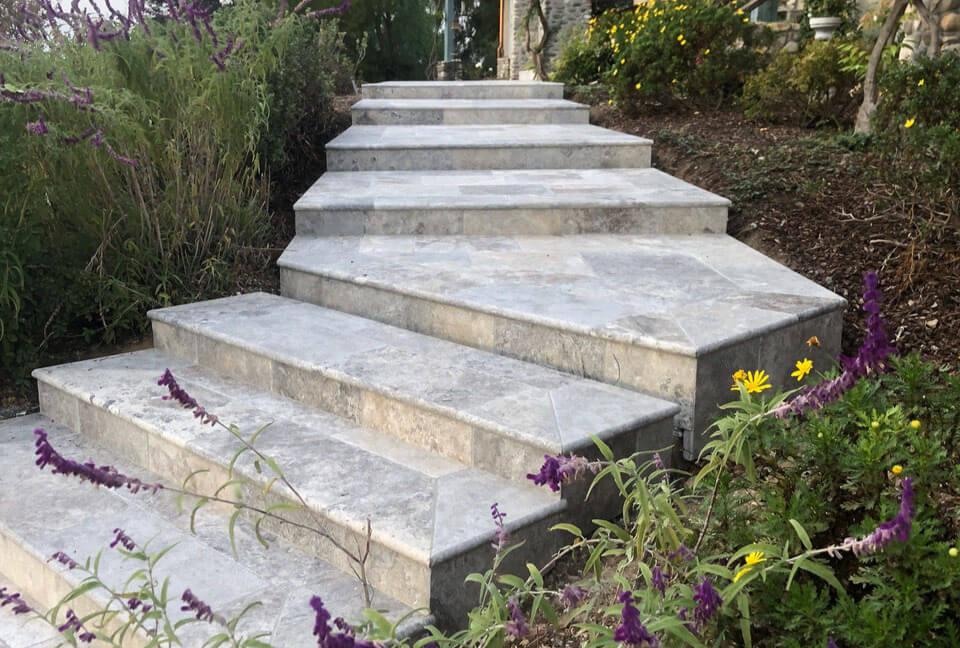 Natural Stone Installs
