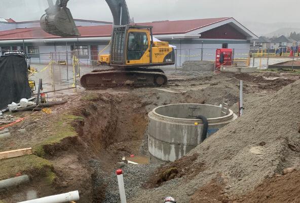 Excavating - Ferg's Power Digging