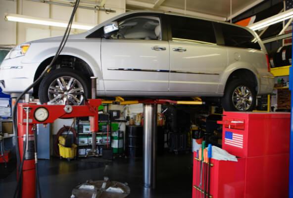 Complete Auto Repair Facility