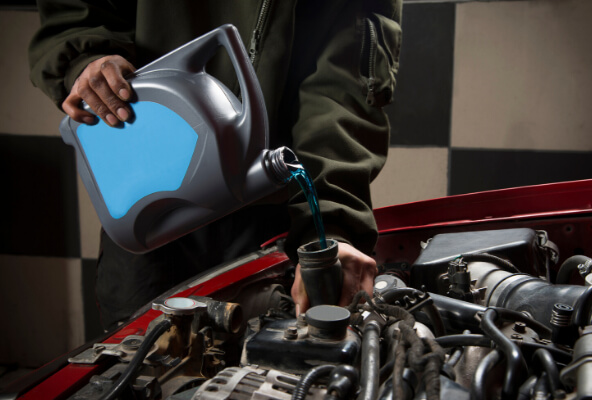 Radiators, Water Pumps, Thermostat, Cooling System Diagnostic & Repair.