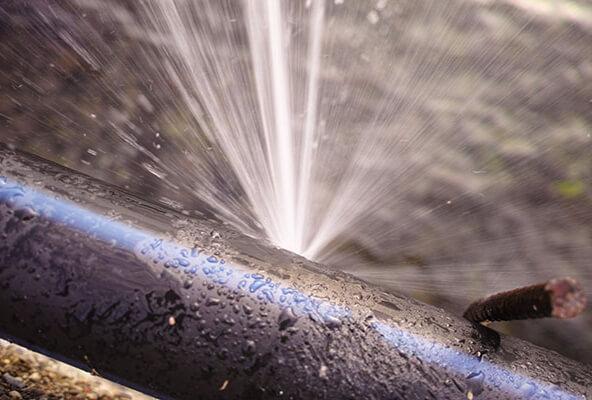 Water & Sewer Main Repairs