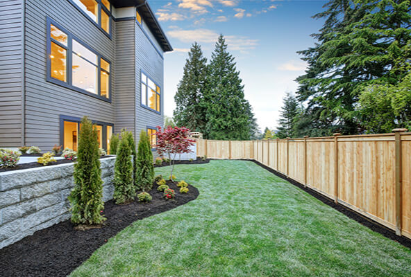 All Wood Fencing