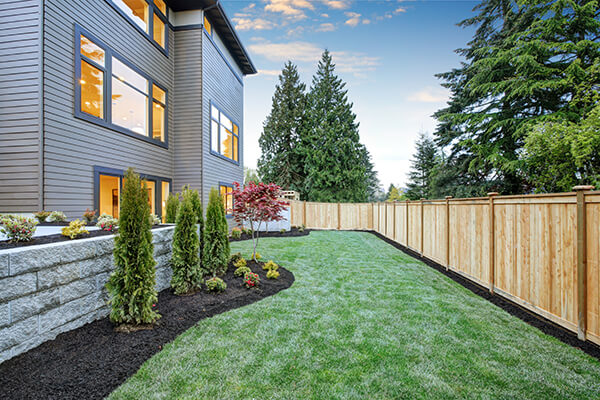 Residential and commercial wood fencing in Santa Barbara