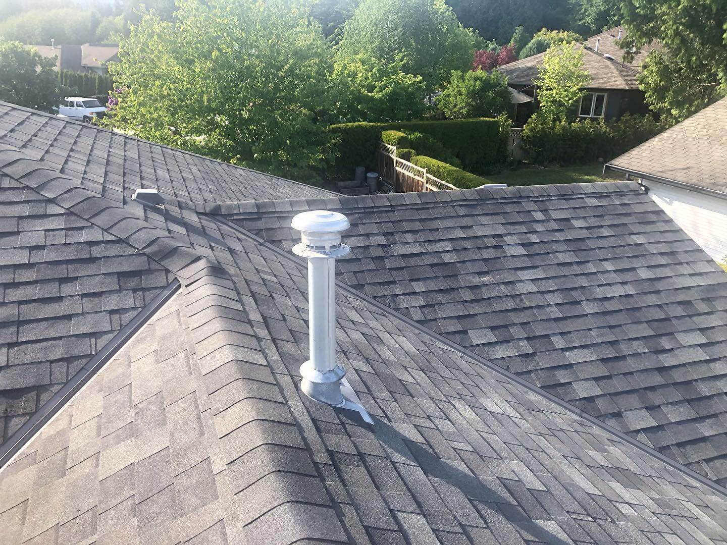 Residential roofing in Sechelt, BC