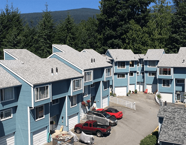 Commercial roofing in Gibsons, BC