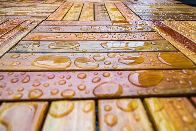 Deck Waterproofing in Santa Barbara County