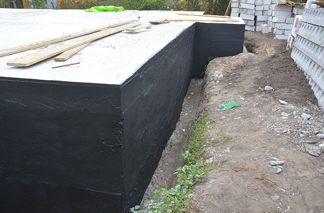 Below-grade Waterproofing in Goleta