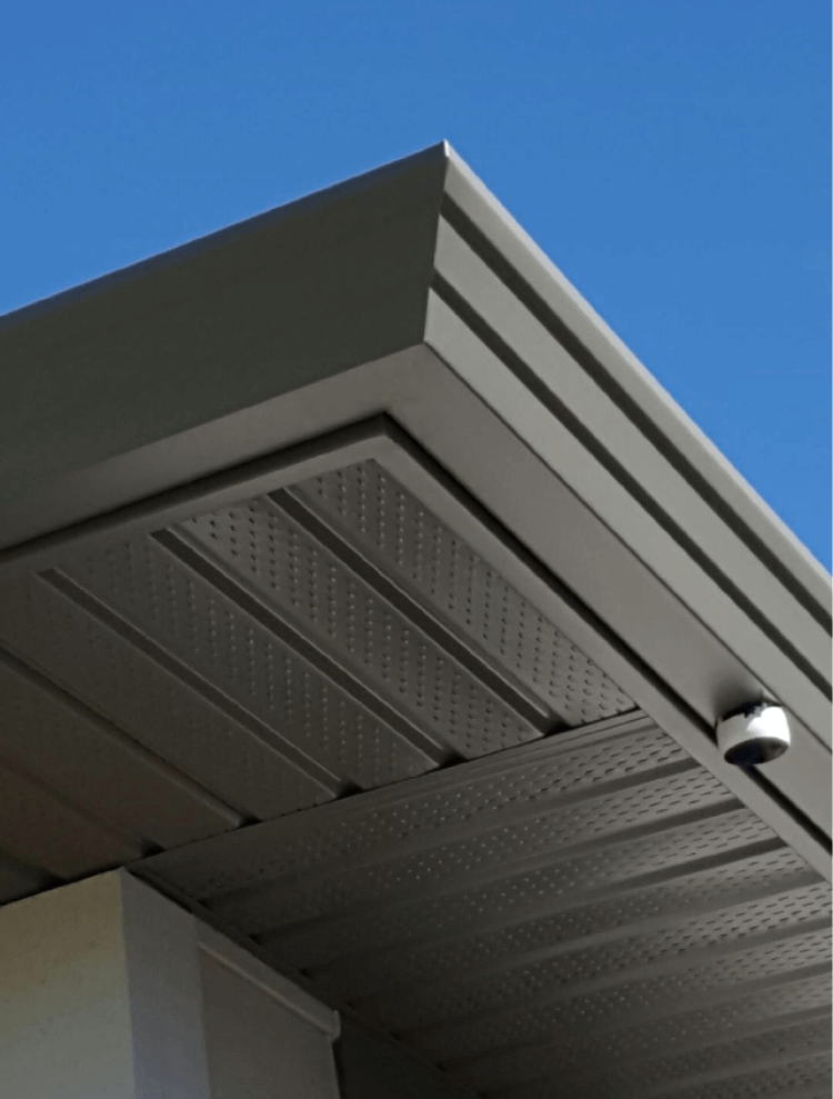 Two-Step Facia Gutters