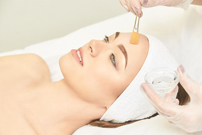 Professional Chemical Peels in Skagit County