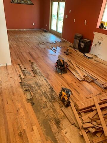 Residential Hardwood Flooring in Prescott