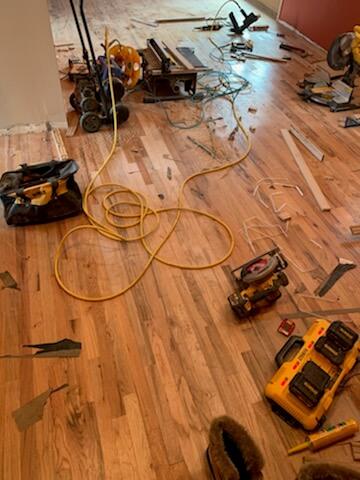 Hardwood Flooring in the Quad Cities