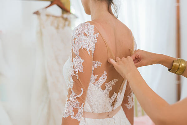 Professional Bridal Alterations in Bellingham