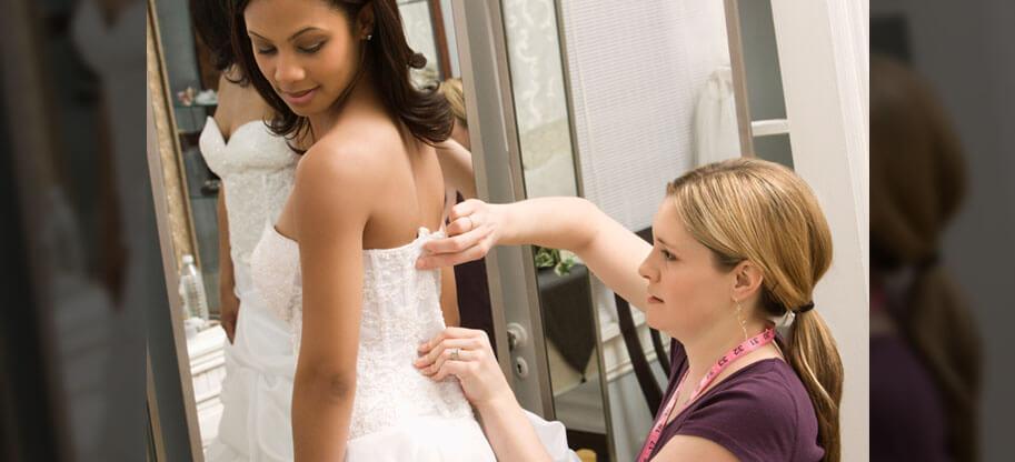 Bridal Alterations & Repairs