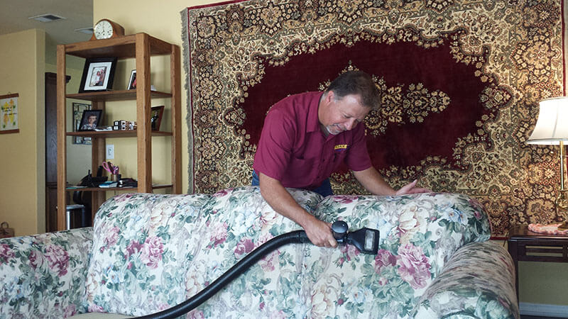 Upholstery Cleaning in Ramona