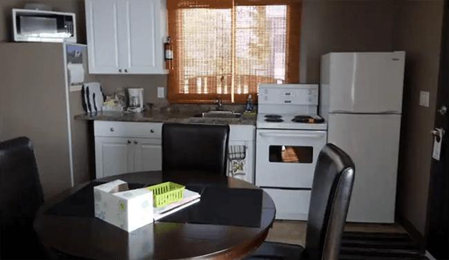 Suite - In-Room Kitchen