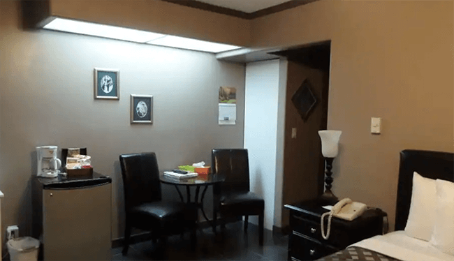 Double Room - In-Room Kitchenette
