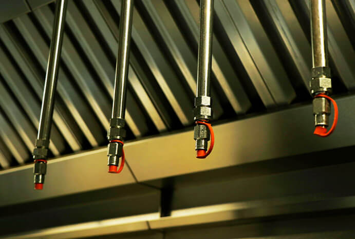Kitchen Suppression System Inspections