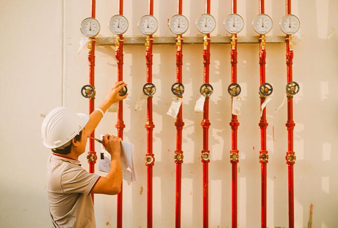 Sprinkler System Inspectoins