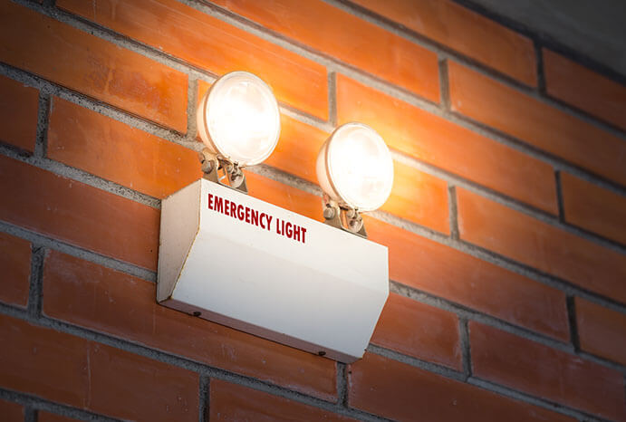 Emergency Lighting Inspections