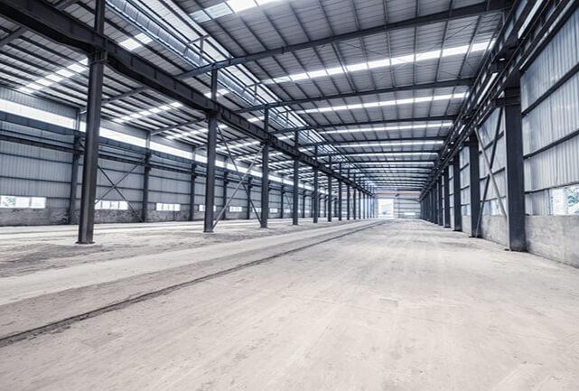 Pre-engineered Steel Buildings