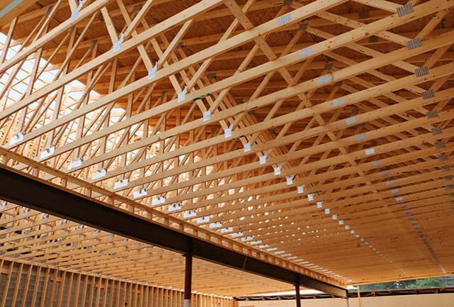Wood Framed Commercial Buildings