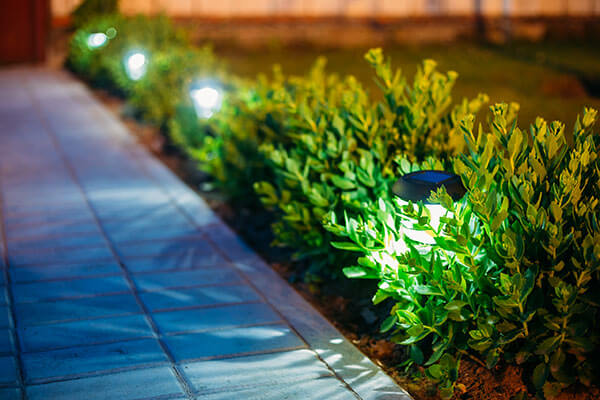 Outdoor Lighting in Lake Havasu City