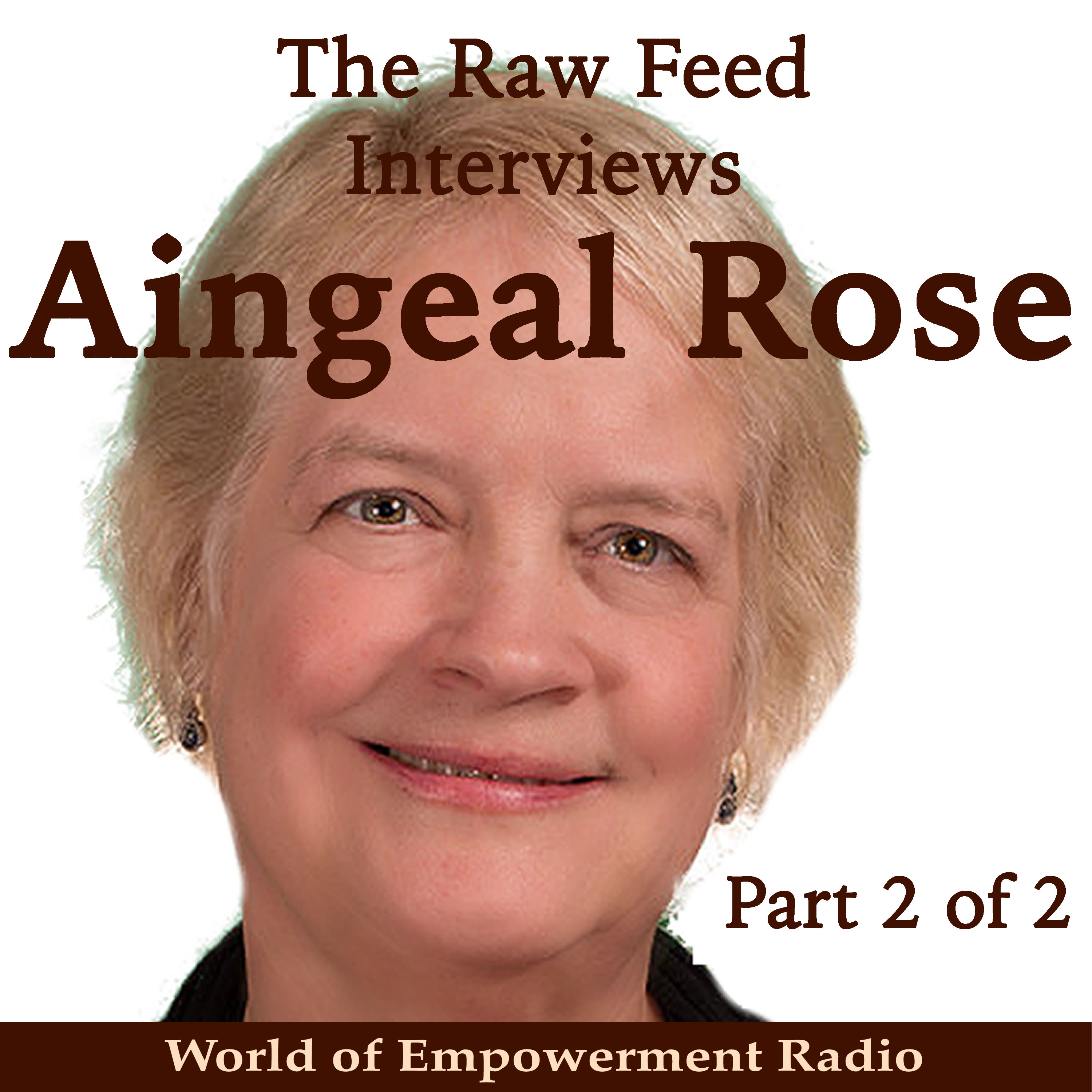 The Raw Feed interviews Aingeal Rose