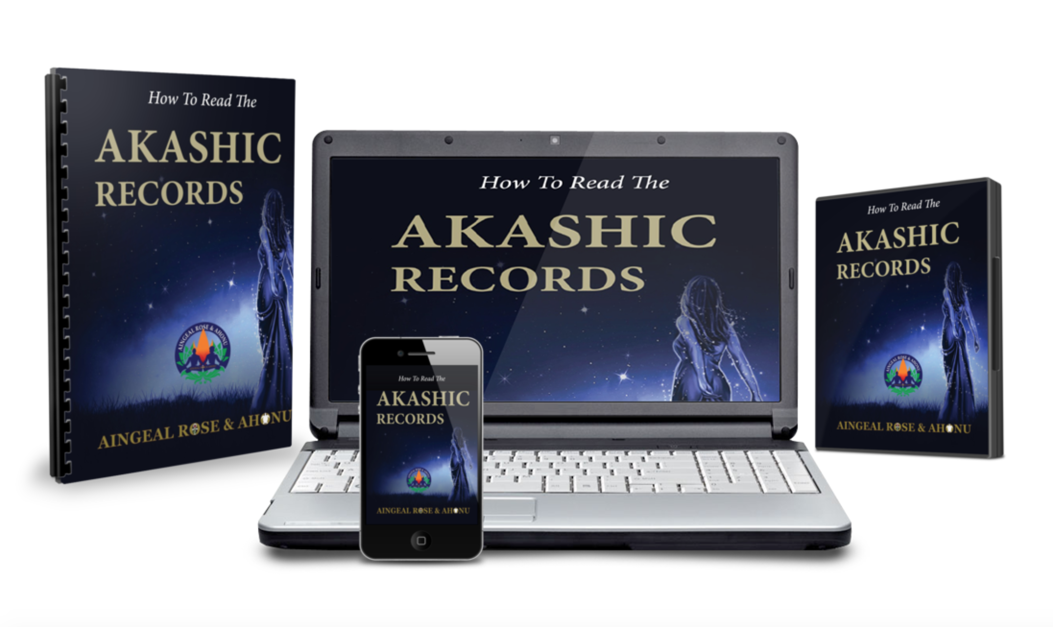 Get 24% off, and get the first 12 books of Answers From The Akashic Records free when you order before 15th June