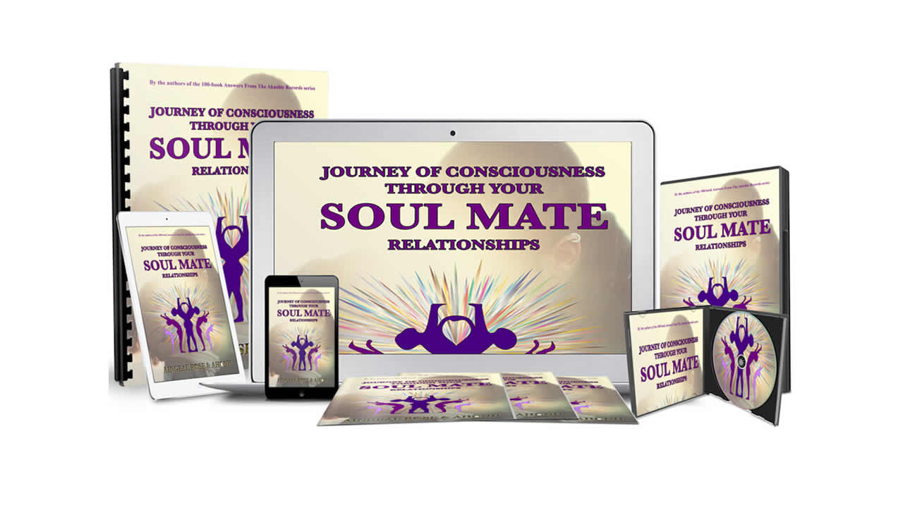 Journey of Consciousness Through Soul Mate Relationships with Aingeal Rose & Ahonu
