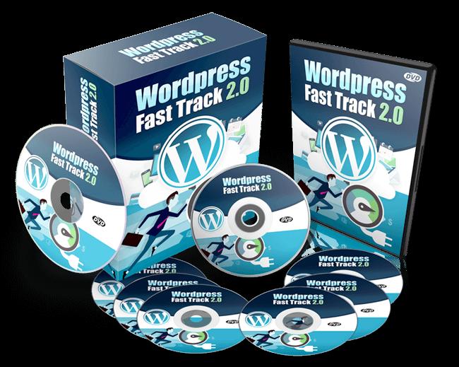wordpress fast track 2.0 plr