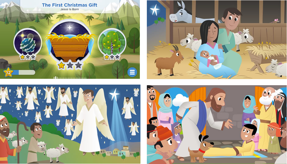 Meet the Bible App for Kids - YouVersion