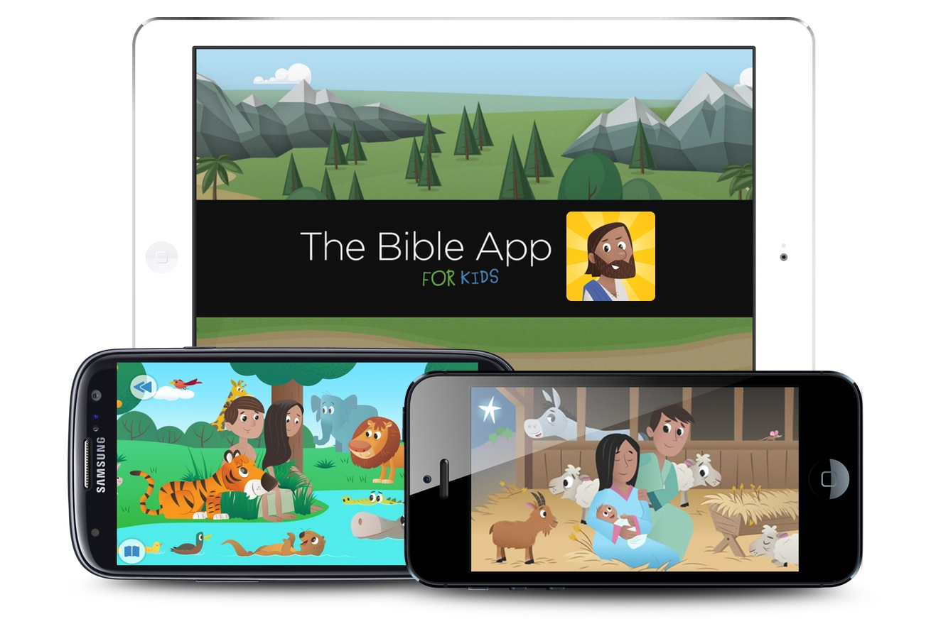 The Bible App for Kids is here! - YouVersion