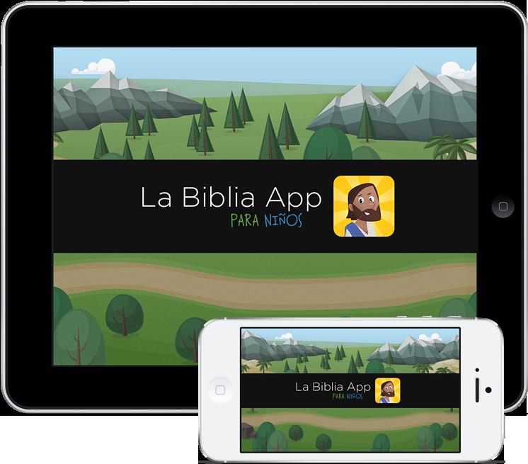Biblia en Espanol Para Ninos la Biblia App Para ni os Est