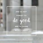 Verse Image: Matthew 20:28, New Living Translation