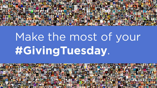Make the most of your #GivingTuesday