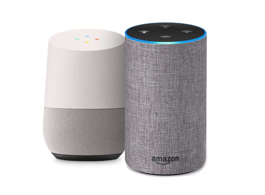 Amazon Echo & Google Home