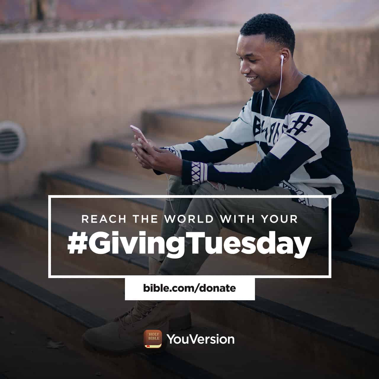 Giving Tuesday Social Image