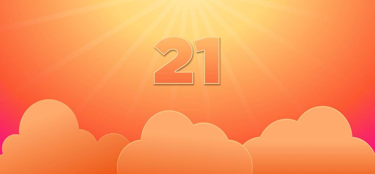 21天读经挑战即将启动!