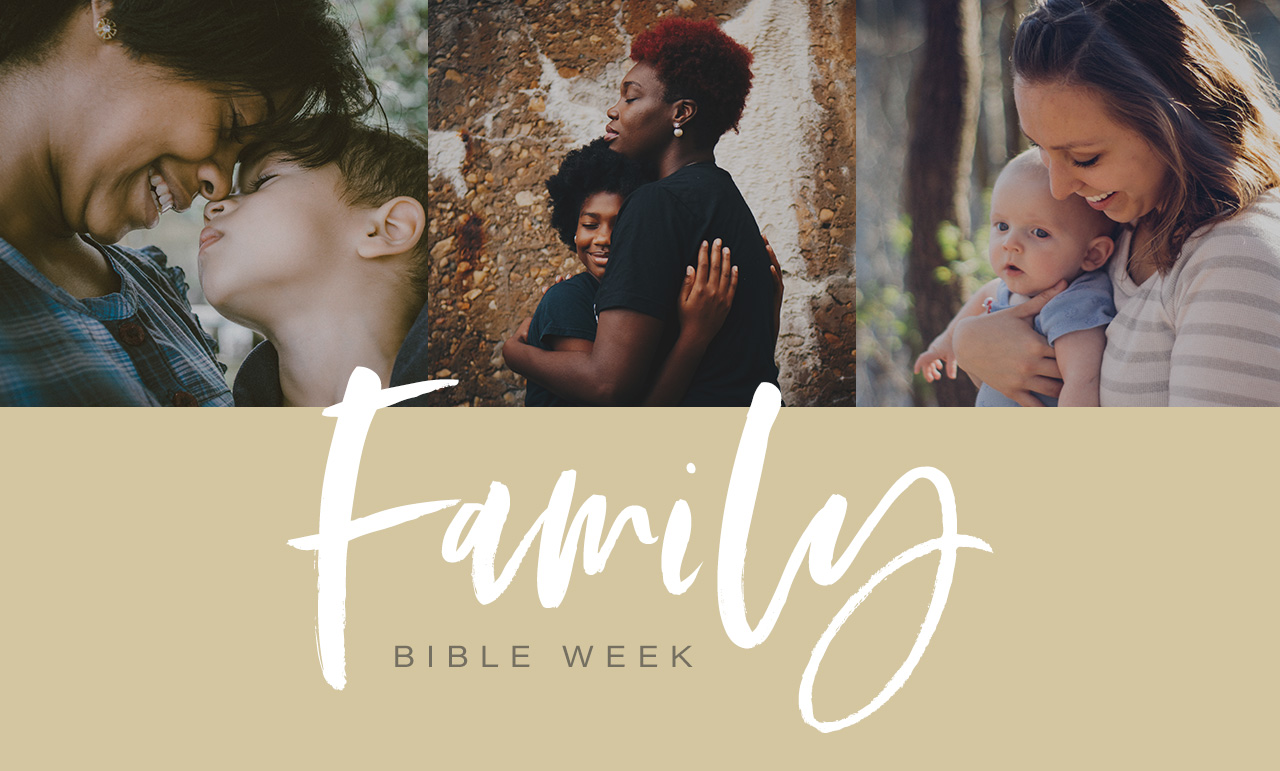 Family Bible Week 2018