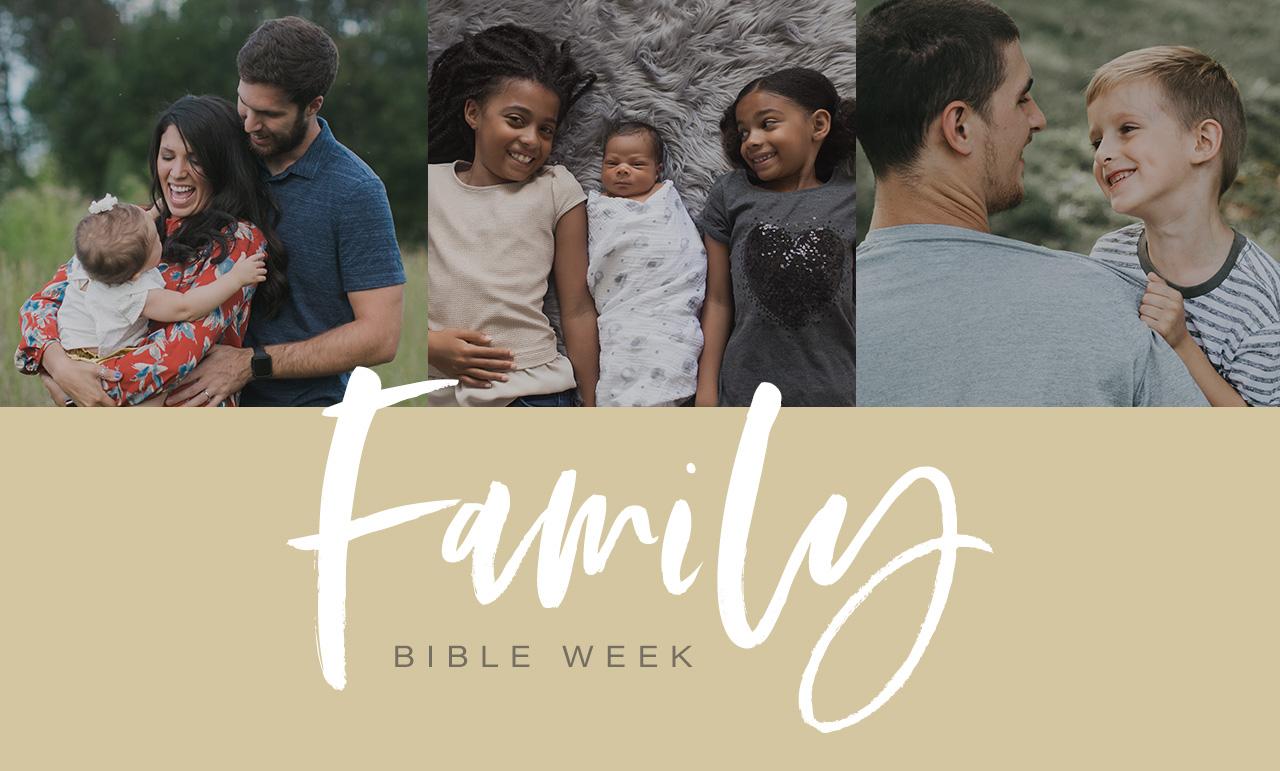 Family Bible Week 2018