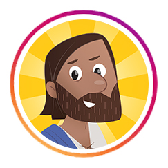 Bible App for Kids Instagram Profile Icon