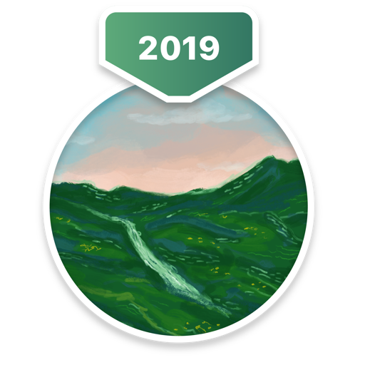 2019 Mid-Year Challenge Badge