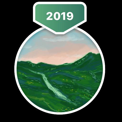 2019 Mid-Year Challenge Badge