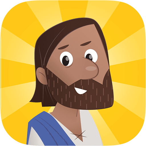 Bible App for Kids Logo